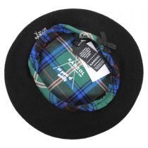 80th Anniversary Wool Monty Beret in