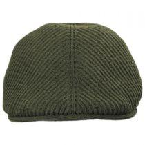 Cord Rib 507 Ivy Duckbill Cap in