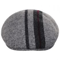 Identity Stripe 504 Wool Blend Ivy Cap in