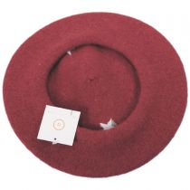 Star Wool Beret alternate view 6