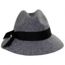 Bardot Wool Fedora Hat alternate view 2