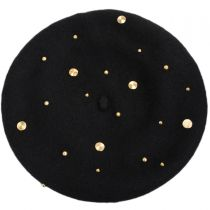 Arabella Wool Beret alternate view 2