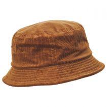 Corduroy Cotton Blend Bucket Hat alternate view 7