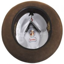 Hendrix Fur Felt Fedora Hat alternate view 8