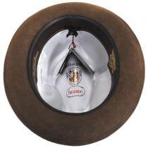 Hendrix Fur Felt Fedora Hat alternate view 12