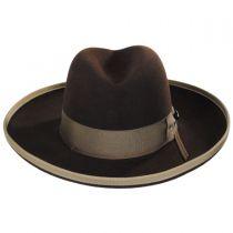 West Bound Firm Fur Felt Crossover Hat alternate view 2