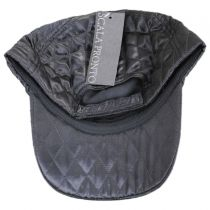 Quilted Satin Baseball Cap alternate view 8
