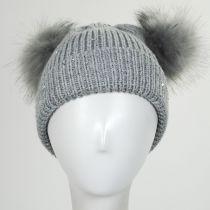 Pom Ears Beanie Hat alternate view 6