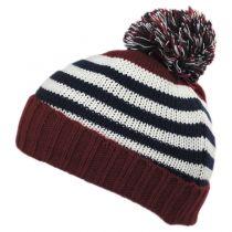 US Flag Beanie Hat in