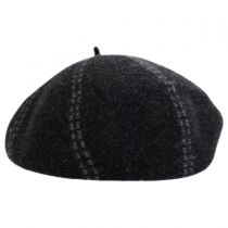 Boiled Wool Beret alternate view 2