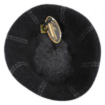 Boiled Wool Beret alternate view 3