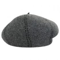Boiled Wool Beret alternate view 5