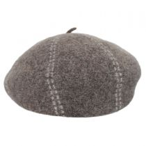 Boiled Wool Beret alternate view 8