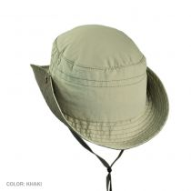 UV Protection Two-Tone Bucket Hat