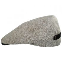 Walter Knit Wool and Cashmere Ivy Cap in