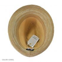Angle Stripe Arnold Fedora Hat