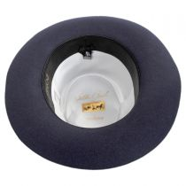 Egan Fur Felt Fedora Hat in