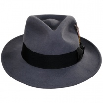 C-Crown Crushable Wool Felt Fedora Hat alternate view 68