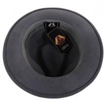 C-Crown Crushable Wool Felt Fedora Hat alternate view 124