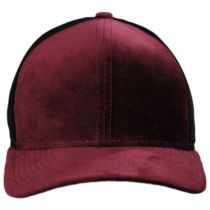 Velvet Trucker Original Fit 9Fifty Strapback Baseball Cap alternate view 6