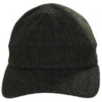 Herringbone Military Wool 29Twenty Baseball Cap in