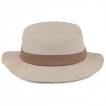 Canvas Cotton Bucket Hat in