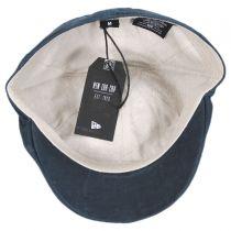 Moleskin Cotton Duckbill Cap in