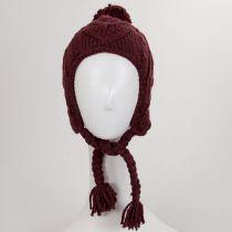 Parallel Peak Peruvian Beanie Hat in
