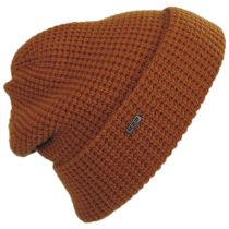 Waffle Wool Blend Beanie Hat alternate view 6