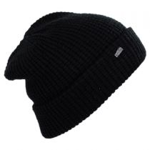 Waffle Wool Blend Beanie Hat alternate view 2