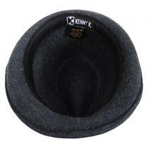 Bavarian Alpine Wool Felt Trilby Fedora Hat alternate view 24