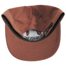 Shield Strapback Baseball Cap in