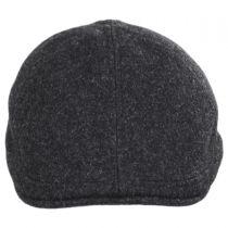 Melton Pub Wool Duckbill Cap in