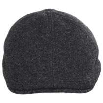 Melton Pub Wool Duckbill Cap alternate view 6