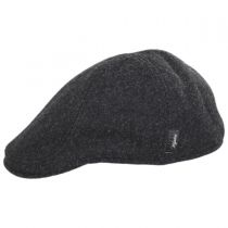Melton Pub Wool Duckbill Cap alternate view 7