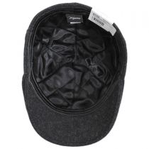 Melton Pub Wool Duckbill Cap alternate view 48