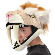 Sabertooth Jawesome Hat in