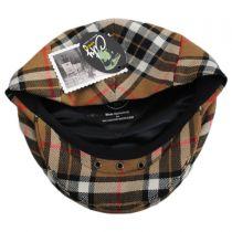 British Wool Ivy Cap in