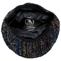 Donegal Striped Wool Newsboy Cap alternate view 4