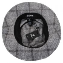 Hardy Plaid Wool Blend Bucket Hat alternate view 8