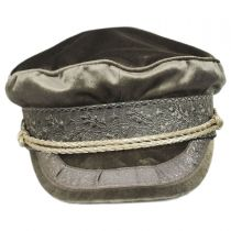 Albany Velour Fisherman Cap alternate view 8