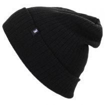 Oversized Ribknit Beanie Hat alternate view 3