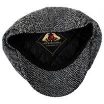 Harris Tweed Castlebay Wool Newsboy Cap in