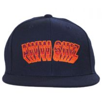 Aww Shiz Snapback Baseball Cap alternate view 2