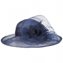Georgina Lampshade Hat in