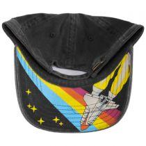NASA Raglan Baseball Cap in