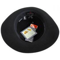Madison Wool Felt Fedora Hat in