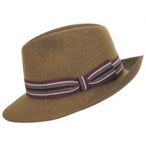 Madison Wool Felt Fedora Hat alternate view 11