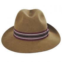 Madison Wool Felt Fedora Hat alternate view 18