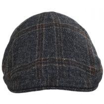Vitale Barberis Canonico Wool/Silk/Linen Duckbill Ivy Cap alternate view 2